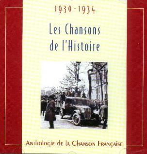 3e HDA : La crise des années 1930 en France en chansons