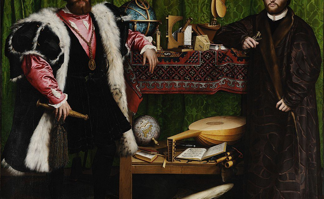 5e : SEQUENCE Tableau «les Ambassadeurs » (1533) Hans Holbein