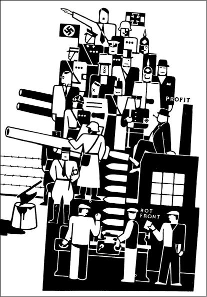 Activité HDA : L'Allemagne nazie vue par Gerd ARNTZ