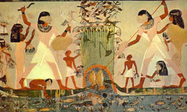 Découvrir le mythe d'Osiris.