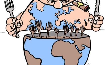 Image illustrant l'article appetits-capitaliste-planete de Clio Collège