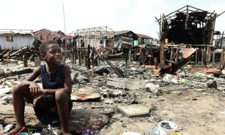 Image illustrant l'article destruction-d-un-bidonville-a-lagos-au-nigeria-le-28-novembre-2016_5756705 de Clio Collège
