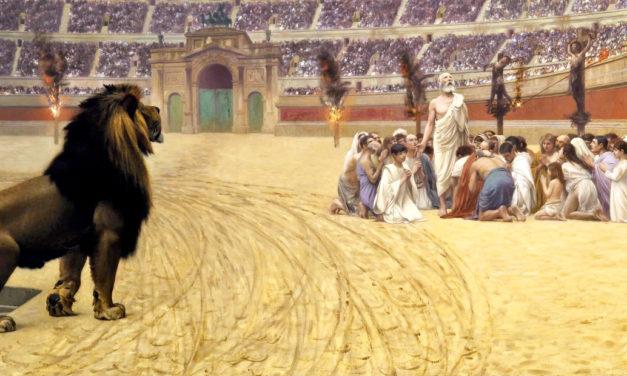 Les chrétiens dans l'Empire romain (Ier – IVe siècles après J.-C.)