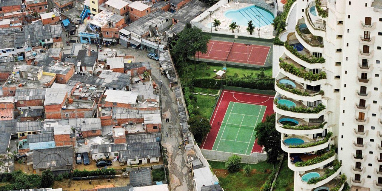 La répartition de la richesse et de la pauvreté dans le monde