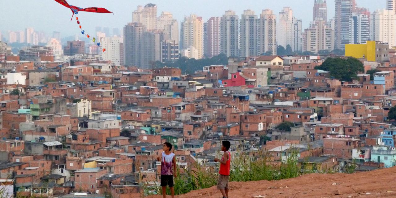 La répartition de la richesse et de la pauvreté dans le monde (évaluation + corrigé 2018)