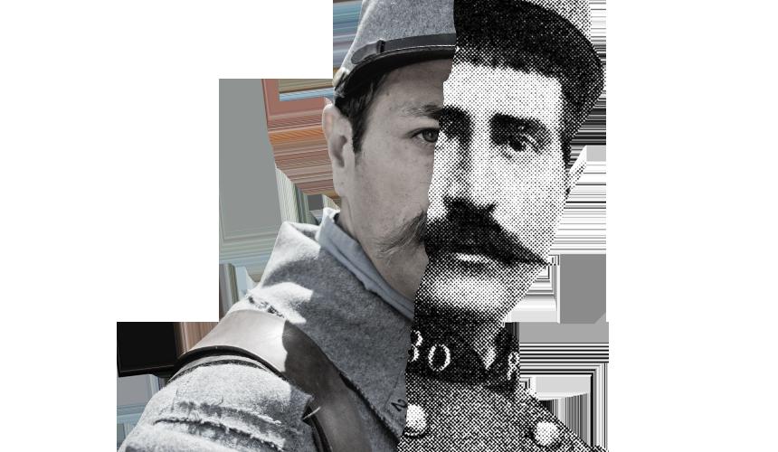 Civils et militaires dans la Première Guerre mondiale (Devoir surveillé, 3 versions)