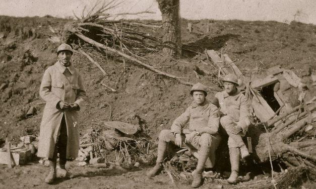 Activité : rédiger un rapport sur la bataille de la Somme