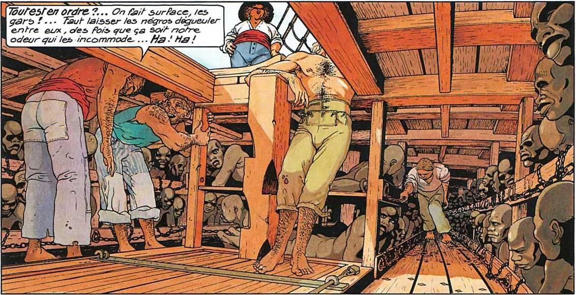 T1-CHA1 Bourgeoisies marchandes, négoces internationaux et traites négrières au XVIIIe siècle