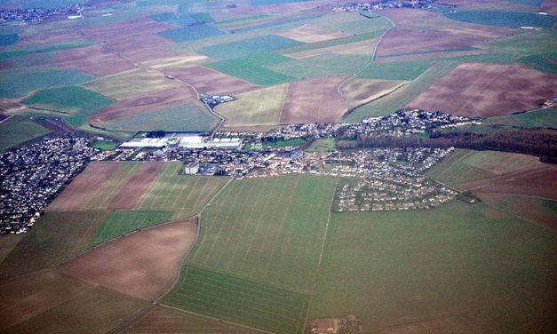 Etude d'une commune périurbaine : Oissery (3e)