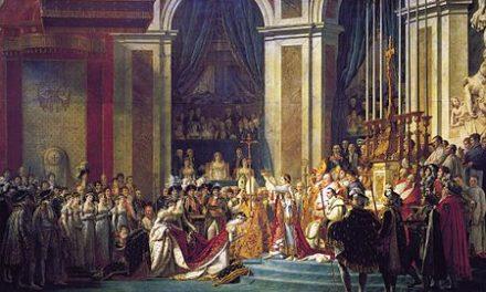 Image illustrant l'article Jacques-Louis_David,_The_Coronation_of_Napoleon de Clio Collège