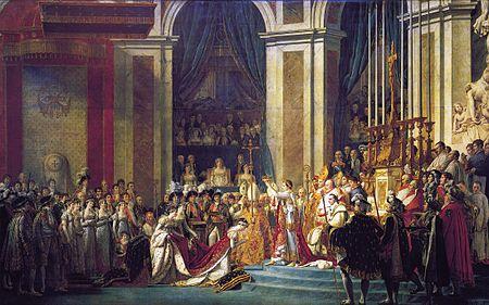 La Révolution française et l'Empire : nouvel ordre politique et société révolutionnée en France et en Europe (4e)