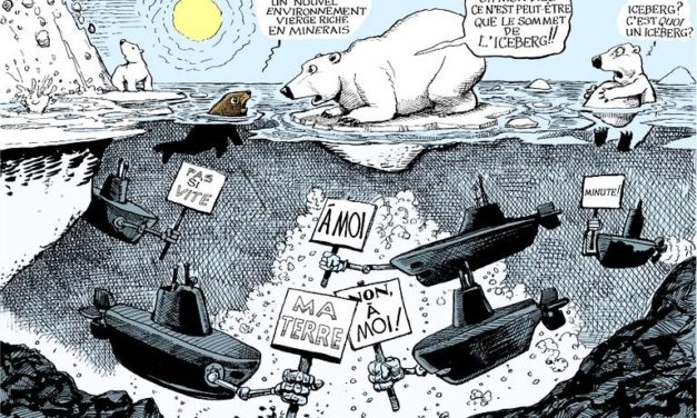 Évaluation sur «mers et océans, des espace au coeur de la mondialisation» (4e)
