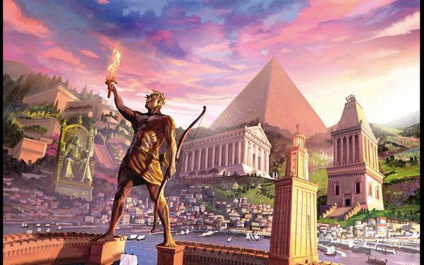 6e civilisations antiques – Projet : «Les sept merveilles du monde antique»