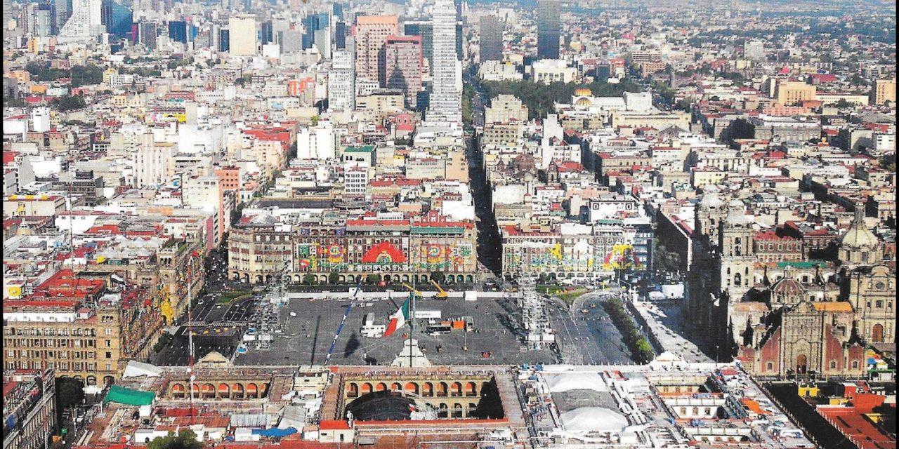 Espaces et paysages de l'urbanisation (Schéma Mexico 2018)