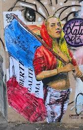 Image illustrant l'article Marianne place république.jpg république de Clio Collège