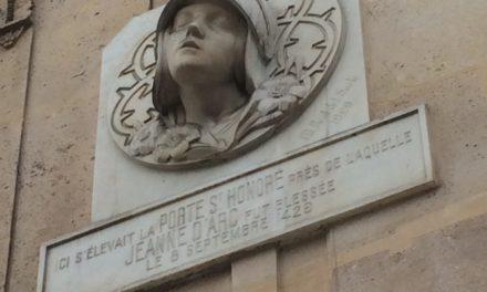 Image illustrant l'article Porte Saint-Honoré (Paris), 2018 de Clio Collège