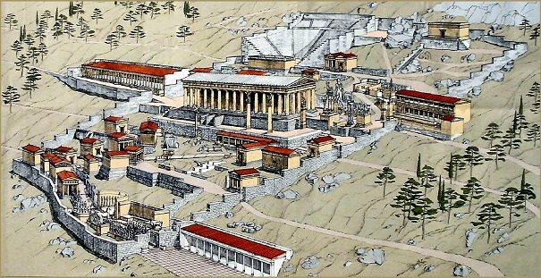 6e- La Grèce antique des cités