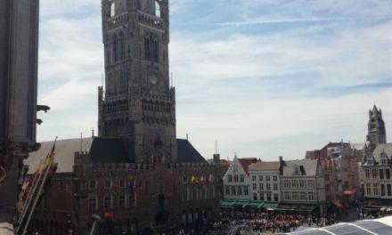 Image illustrant l'article Le centre de Bruges aujourd'hui. de Clio Collège