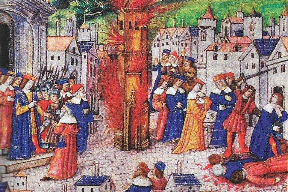 H5 – Campagnes et villes médiévales (XIe – XVe siècle) (Évaluation et corrigé)