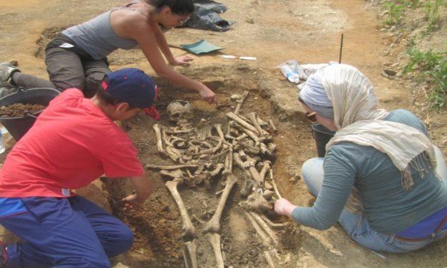 À la découverte de la classe archéologie de Laurent Bastien dans un collège REP+ de Saint-Dizier