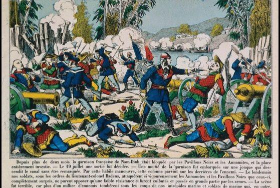 Conquêtes et sociétés coloniales (XIXe siècle)