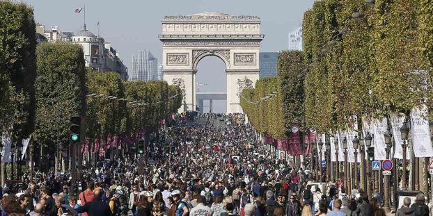 Histoire 3e : un sondage familial pour traiter les transformations de la société française depuis 1945