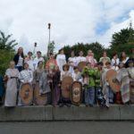 Présentation de la classe archéologie et patrimoine du collège de l'Iroise à Brest (6ème)
