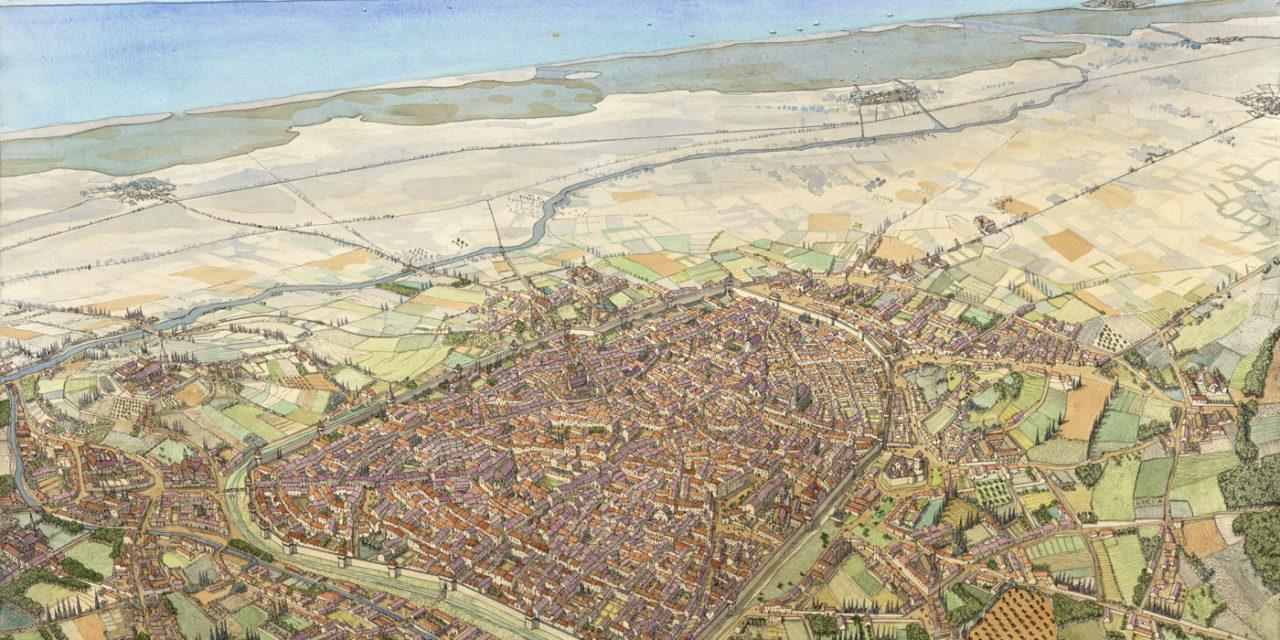 la ville de Montpellier au Moyen Age-5ème