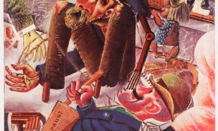 Otto Dix «Pragerstrasse»