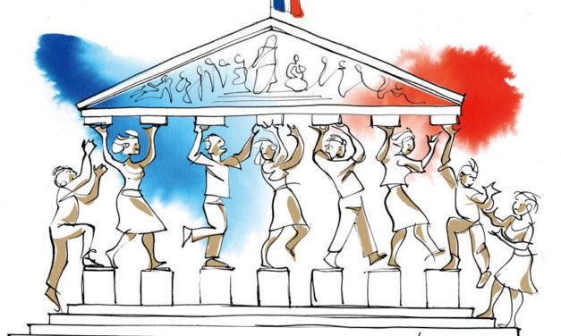 3e -Être citoyen français et européen: valeurs, principes, symboles