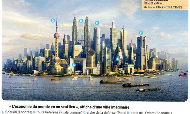 4e-L'urbanisation du monde, fait majeur de la mondialisation