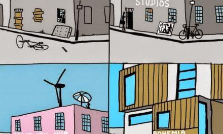 Image illustrant l'article gentrification de Clio Collège