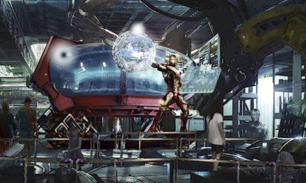 Image illustrant l'article Iron-Man-RocknRoller-Coaster de Clio Collège