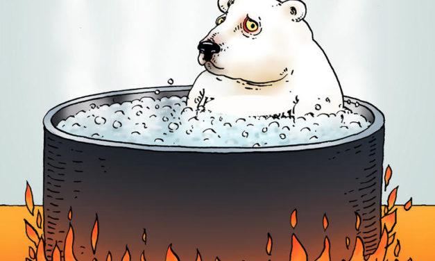 5e – Chapitre de Géographie – Le changement ou réchauffement climatique global