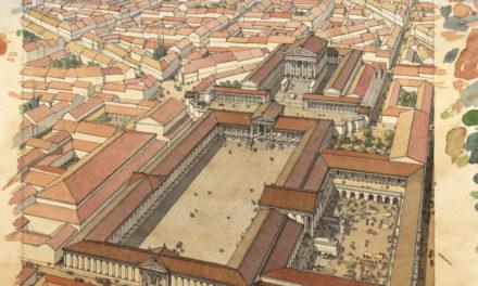 Image illustrant l'article gaule-arles-forum-jc-golvin de Clio Collège