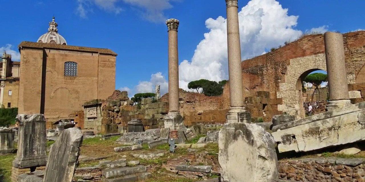 Proposition numérique 6E : Rome, du mythe à l'Histoire.