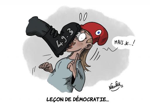 3e-EMC- La vie démocratique en France