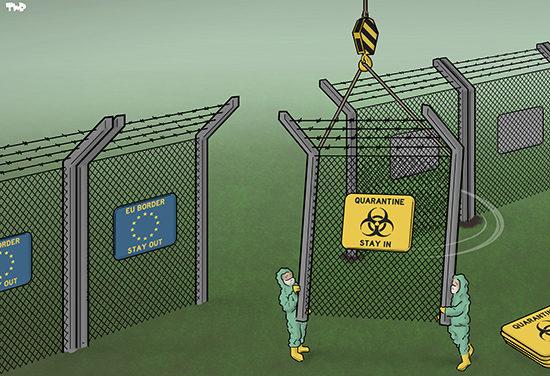 3e- Continuité pédagogique-Affirmation et mise en œuvre du projet européen