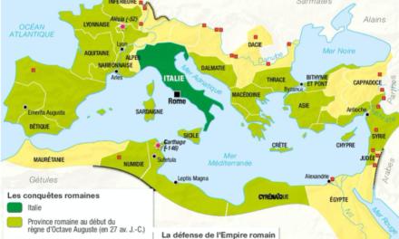 Image illustrant l'article L'empire romain au IIe siècle ap JC de Clio Collège