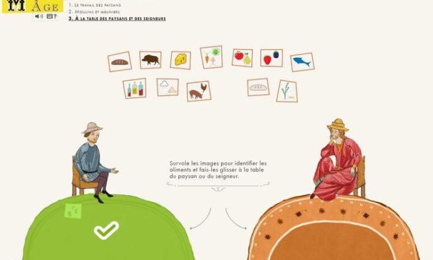 5ème – «Guillaume, apprenti boulanger» : une exploitation didactique de «Tranches de vie au Moyen Âge»