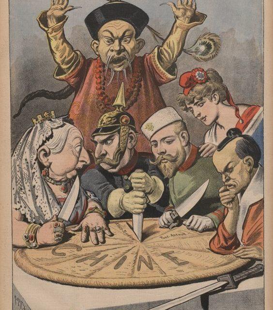 Cours 4e – Conquêtes et sociétés coloniales au XIXe siècle