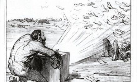 Image illustrant l'article 800.h4.6.lec.la-mitrailleuse-electorale1. de Clio Collège