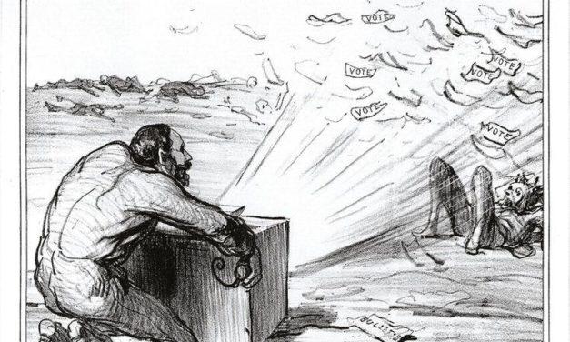 4e – Continuité pédagogique – T3C1- Une difficile conquête: voter de 1815 à 1870