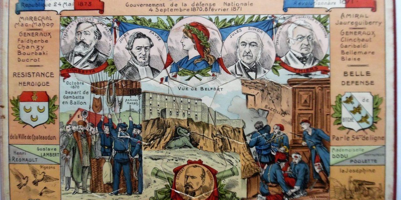 4e- T3C2 – Continuité pédagogique «La IIIe République de 1870 à 1914»