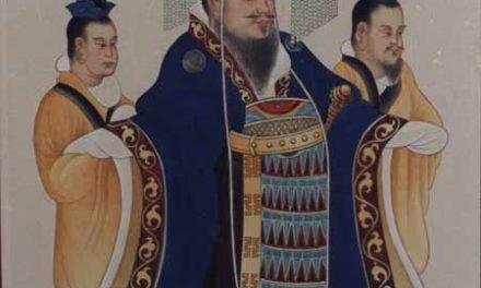 Portrait de l'empereur Wu