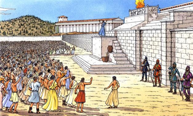 Sixième – Monde des cités grecques