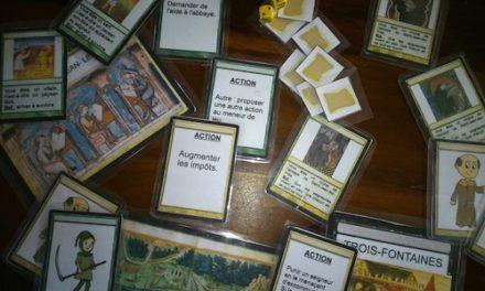 Des cartes du jeu