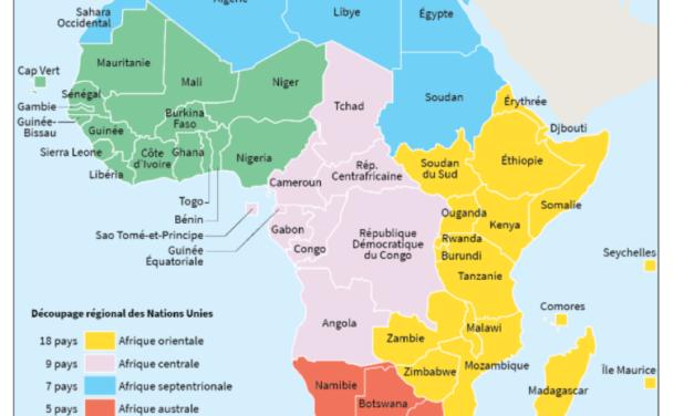 Comment l'Afrique de l'Ouest s'intègre-t-elle dans la mondialisation ?