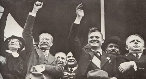 Les démocraties fragilisées et expériences totalitaires dans l'entre-deux-guerres