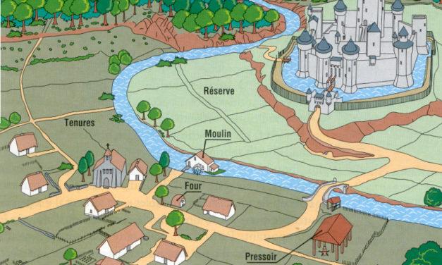 L'ordre seigneurial : la formation et la domination des campagnes